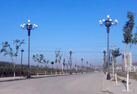 中華燈安裝實拍