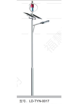 江蘇風光互補太陽能路燈